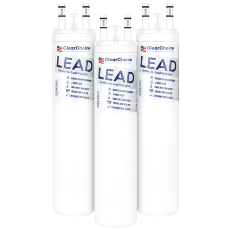Clear Choice Lead Filter Replacement for Frigidaire