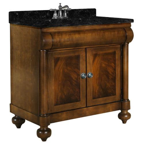 Kaco International John Adams 36'' Single Bathroom Vanity Set
