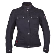 Victory Motorcycle OEM Women's Black Skye Riding Jacket, Large, 286373806
