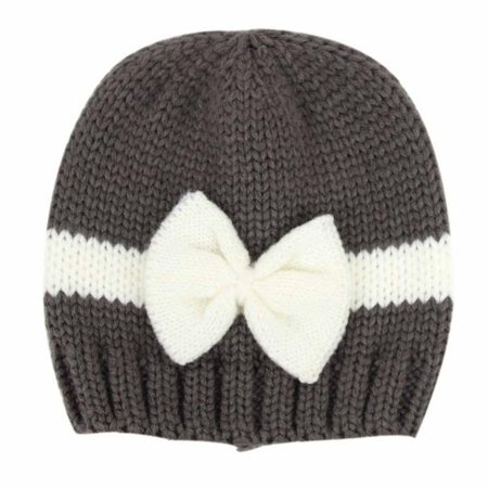 Baby Knot Hat - hot Newborn Baby Girl Boy Infant Toddler Knitting Wool Crochet Hat Soft Hat Cap