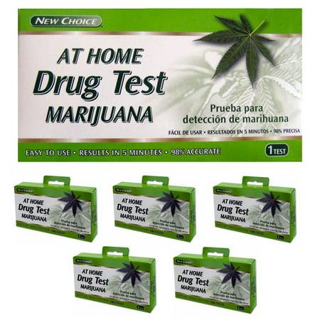 6X Marijuana THC Weed Cannabis Drug Test High Sensitivity Urine Home FDA (To Pass A Drug Test For Weed)