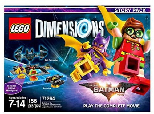 Lego Dimensions: Story Pack The Lego Batman Movie by WARNER BROS GAMES