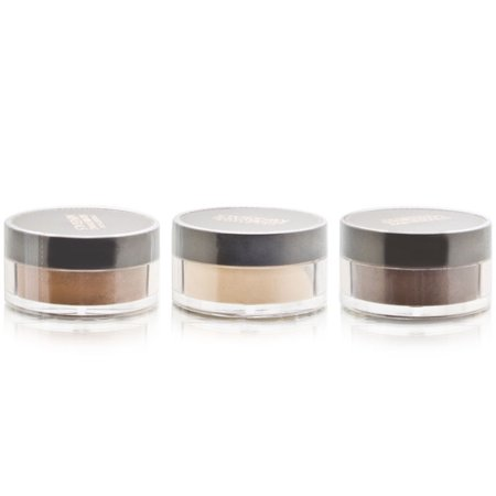 Mineral Eye Shadow Kit (Prestige Skin Loving Minerals Shimmering Trios Mineral Eye Shadow Dust MET-01)