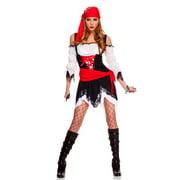 Pirate Vixen Girl Costume