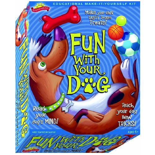 Scientific Explorer's Fun With Your Dog Science Kit