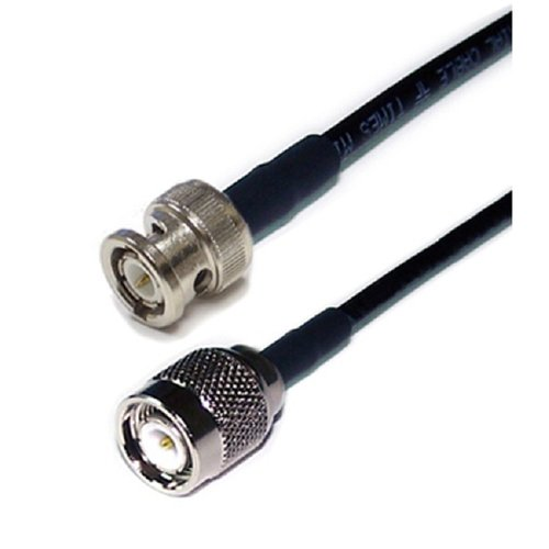 Turmode 6 ft. BNC Male to TNC Male Adapter Cable (WF6022)
