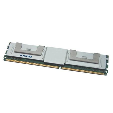 - Axion SO.FB8GB.M02-AX Axiom SO.FB8GB.M02-AX 8GB DDR2 SDRAM Memory Module - 8 GB (2 x 4 GB) - DDR2 SDRAM - 667 MHz DDR2-667/PC2-5300 - ECC - Fully Buffered - 240-pin - DIMM