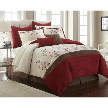 Nanshing Blossoms 12 Piece Comforter Set