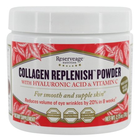 Reserveage Nutrition  Collagen Replenish Powder - 2.75 oz.