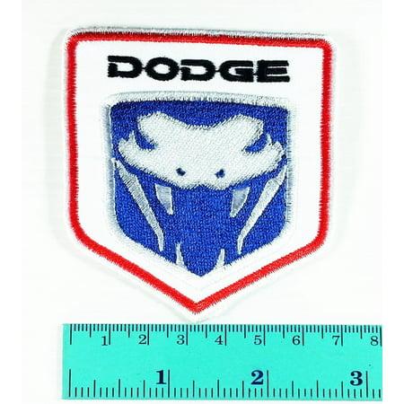 Truck Patch (Dodge Ram Mopar Car Truck Patch Logo 3