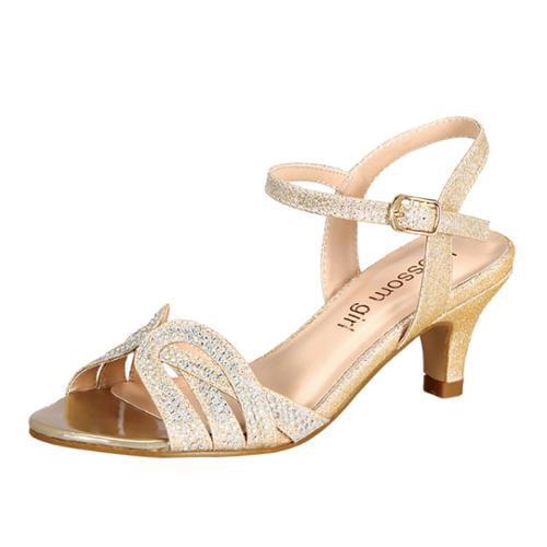 nude heels for teens