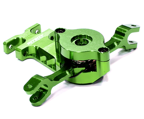 Integy RC Toy Model Hop-ups T4135GREEN Billet Machined Alloy Steering Bellcrank for... by Integy