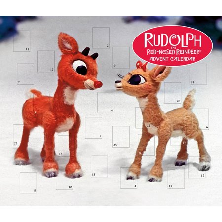 House Advent Calendar - Rudolph The Red-Nosed Reindeer Advent Calendar