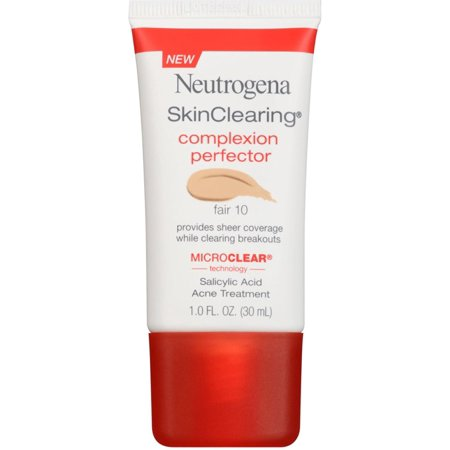 3 Pack - Neutrogena Skinclearing Complexion Perfector With Salicylic Acid, Fair 1 (Fair Complexions)