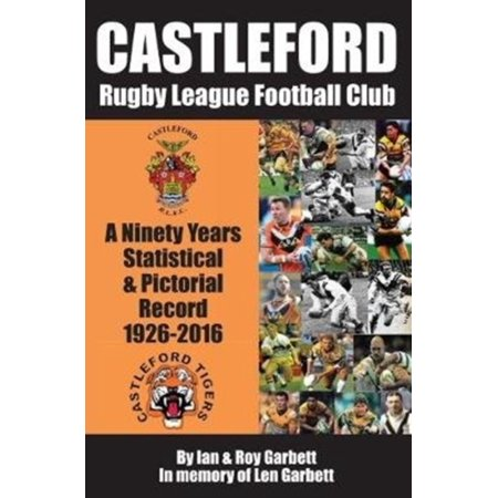 Football Rugby League (Castleford Rugby League Football)