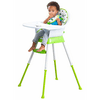 The World of Eric Carle Very Hungry Caterpillar 3-in-1 Convertible High Chair, Caterpillar and Leaves