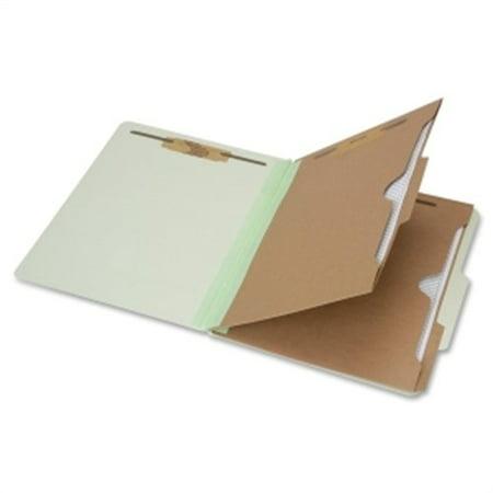 Folder Part (Skilcraft Classification Folder, 6-Part,2 Div,2