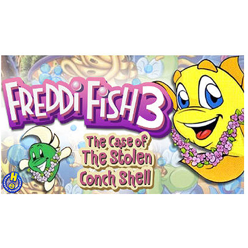 Tommo 58411015 Freddi Fish and the Stolen Shell (PC/MAC) (Digital Code)