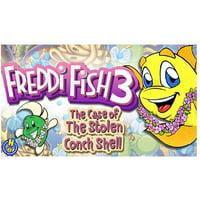 Tommo Freddi Fish and the Stolen Shell, Atari, PC/MAC, Digital Download