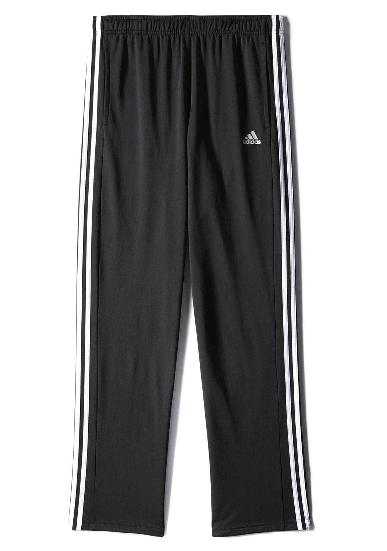 da7fe0886 Adidas Essential Key 3-Stripe Tricot Athletic Track Pants - Mens -  Walmart.com