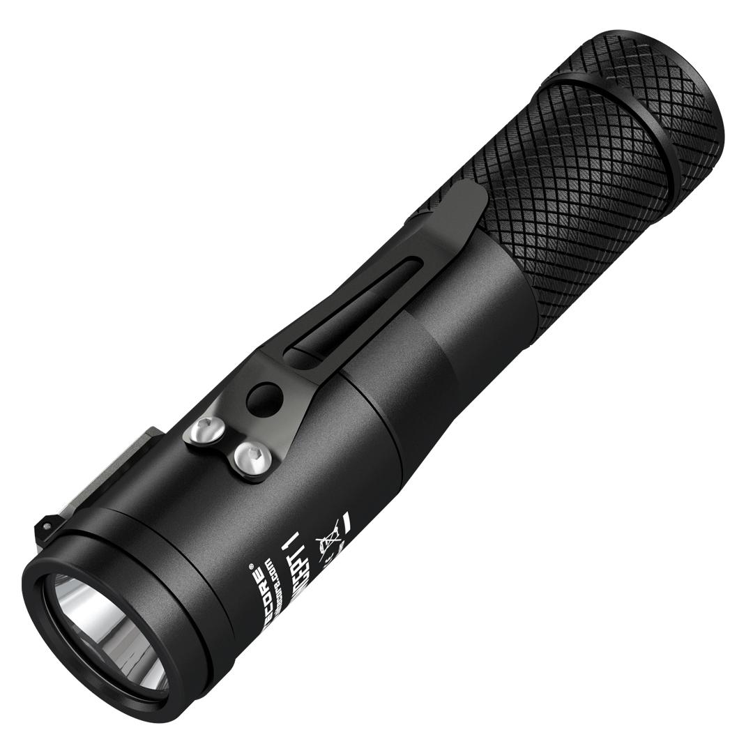 Nitecore Concept 1 1800 Lumen Everyday Carry Flashlight