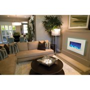 Amantii Fire and Ice Electric Wall Mount Fire Place