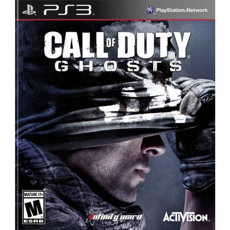 Call Of Duty  Ghosts  Ps3    Pre Owned