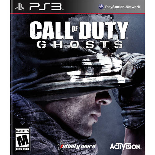 Call Of Duty: Ghosts (PS3) - Pre-Owned