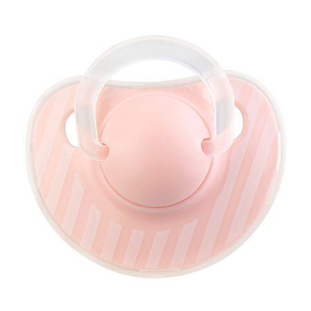 KABOER Baby Soft Silicone Orthodontic Nuk Pacifier Nipple Sleep Soother Popular (Ok For Baby To Sleep With Pacifier)