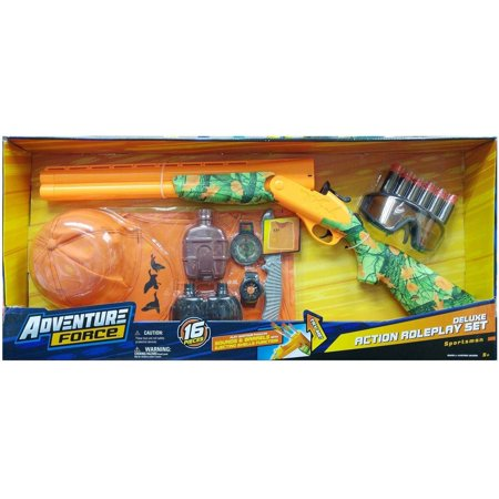 Adventure Force Deluxe Action Sportsman Roleplay Set