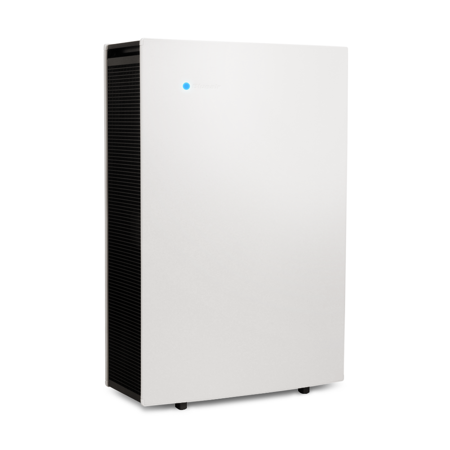 Blueair Pro L Air Purifier, Professional Allergy, Mold, Smoke and Dust Remover, High Performance for Office, Workspace, Home, White (High Performance Hose)