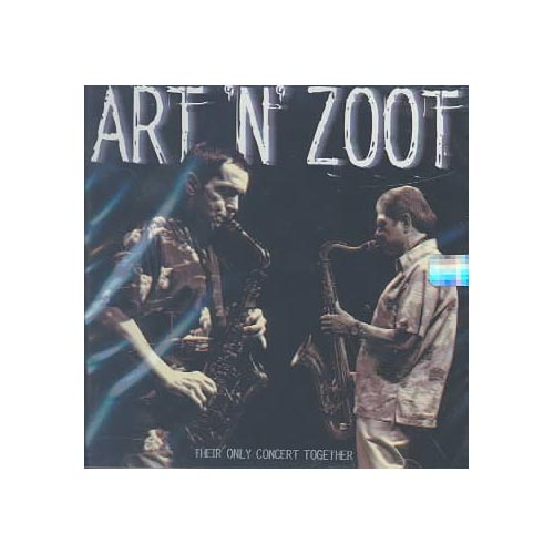 Personnel: Art Pepper (alto saxophone); Zoot Sims (tenor saxophone); Victor Feldman (piano); Barney Kessel (guitar); Ray Brown, Charlie Haden (bass); Billy Higgins (drums).<BR>Recorded live at Royce Hall, University of California, Los Angeles, California on September 27, 1981.  Includes liner notes by Michael Cuscuna.