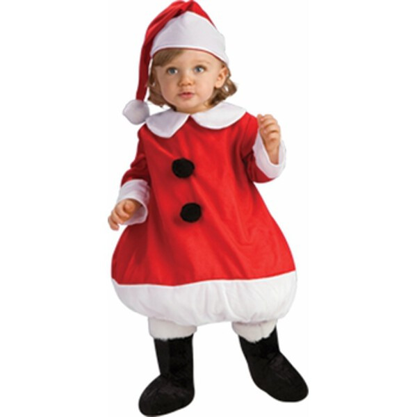 Toddler Jolly St Nick Costume