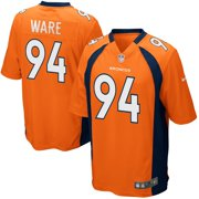 DeMarcus Ware Denver Broncos Nike Youth Team Color Game Jersey - Orange