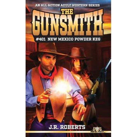 The Gunsmith #401: New Mexico Powder Keg by