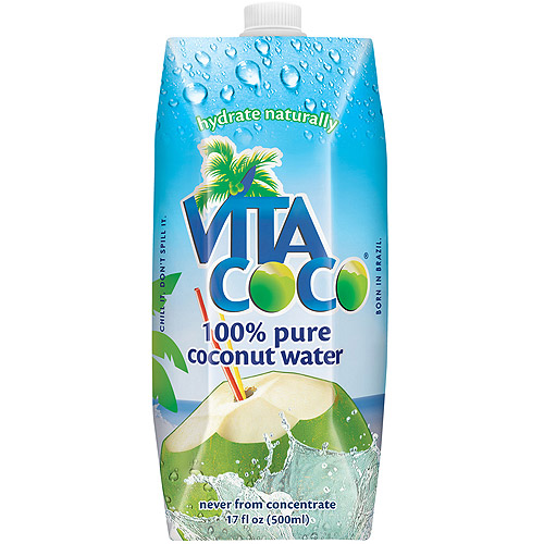 Vita Coco Pure Coconut Water, 16.9 fl oz