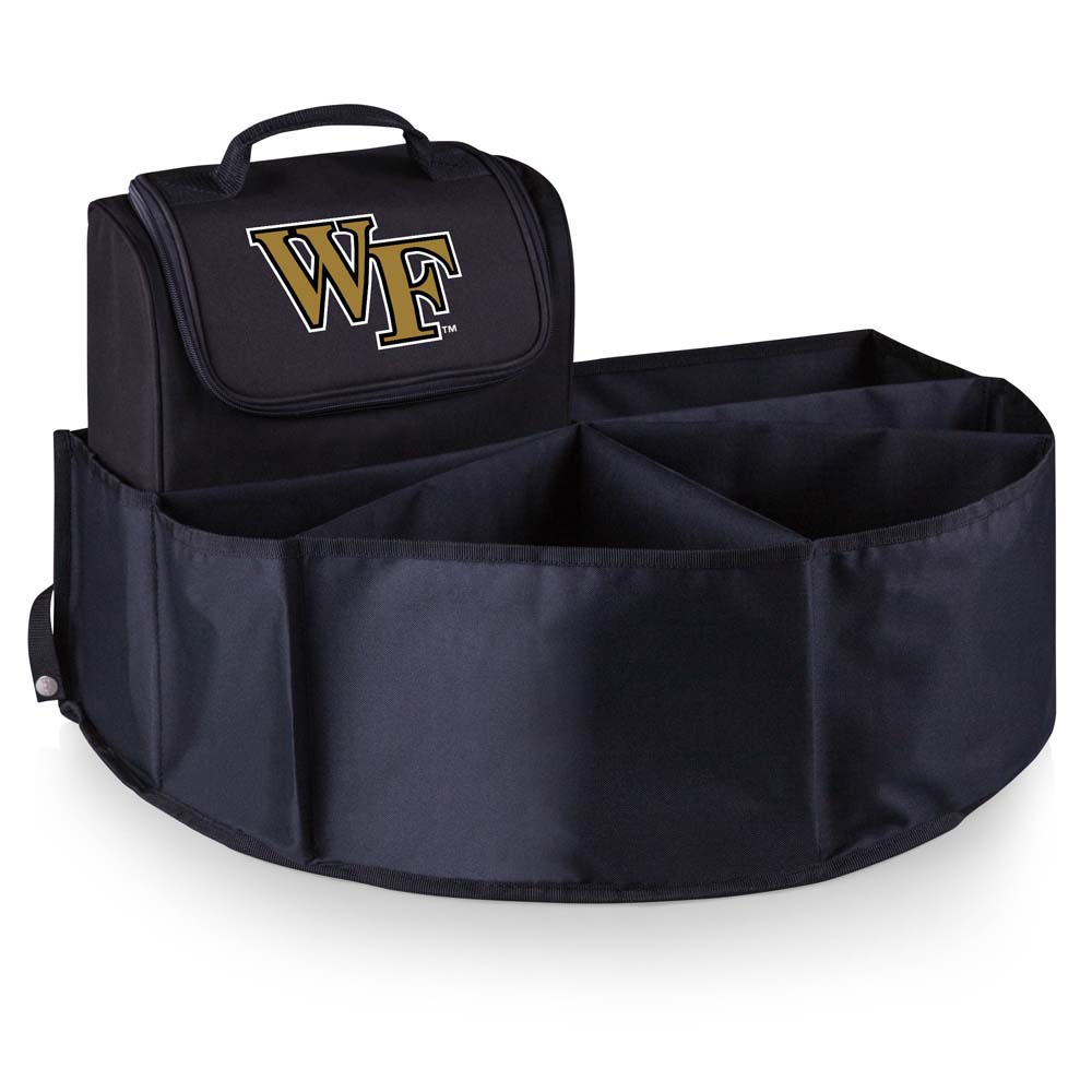 Wake Forest Trunk Boss Trunk Organizer (Black)