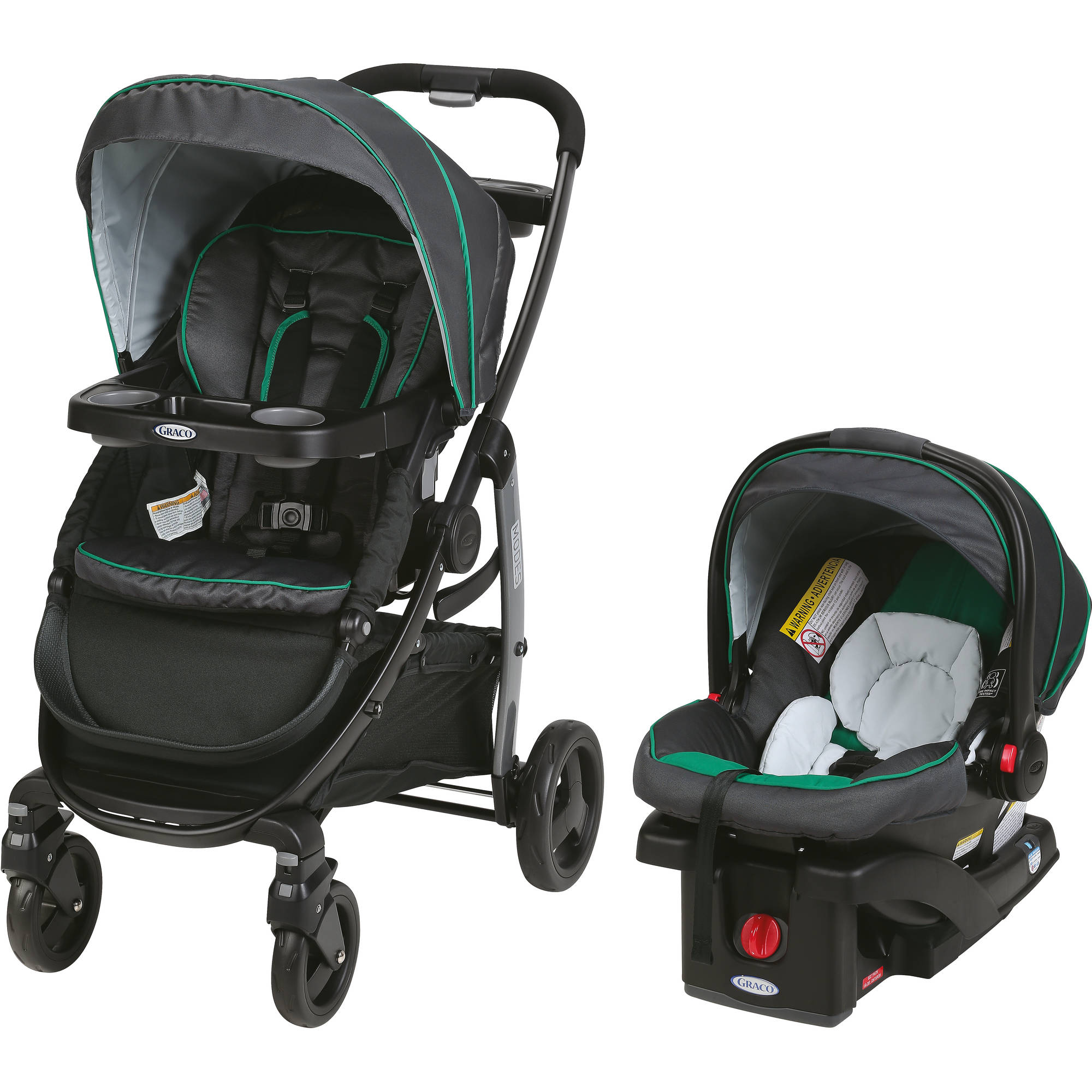Graco Modes Click Connect Travel System, Albie