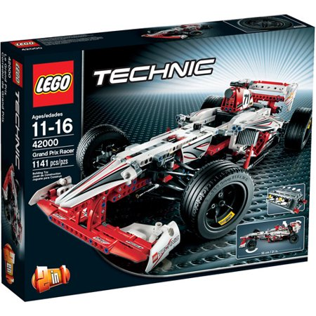 lego technic grand prix racer building set. Black Bedroom Furniture Sets. Home Design Ideas