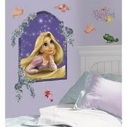 Wallhogs Disney Tangled Rapunzel Cutout Wall Decal