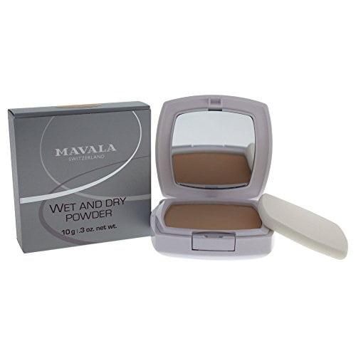 Mavala Wet and Dry Powder, No.03 Nomade, 0.3 Ounce - image 2 de 2