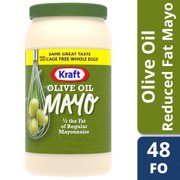 Kraft Reduced Fat Mayonnaise with Olive Oil 45 fl oz Jar
