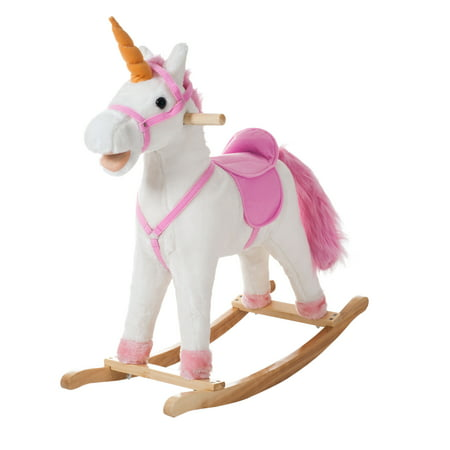 Happy Trails Bella the Rocking Unicorn - Rocking Rooster