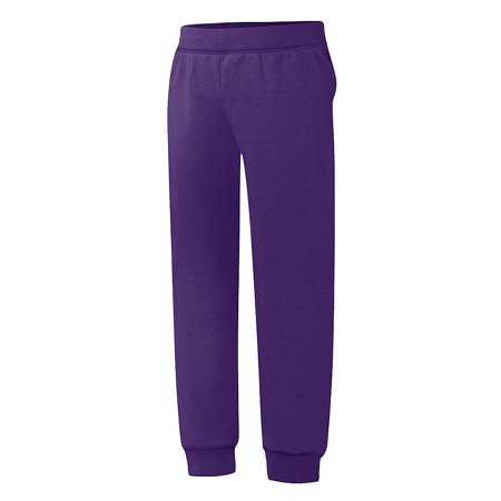 Hanes ComfortSoft™; EcoSmart® Girls' Jogger Sweatpants - OK288 (Girls Nike Sweatpants)