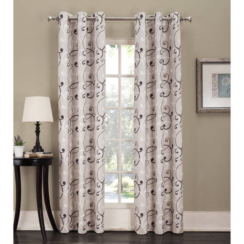 No. 918 Roland Casual Grommet Curtain Panel by S. Lichtenberg & Co.