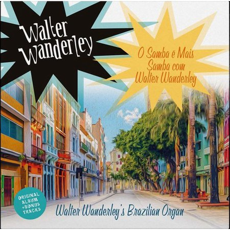 O Samba E Mais Samba Com Walter Wanderley - Magi Vinyl Skin