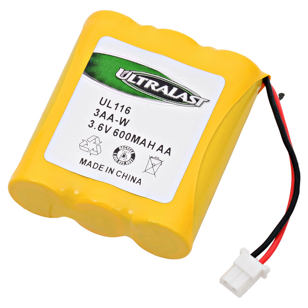 3.6 Volt Nickel Cadmium Replacement Cordless Phone Battery for General Electric BT-31