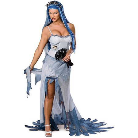 Halloween Costumes Bride Of Darkness (Corpse Bride Sassy Adult Halloween)