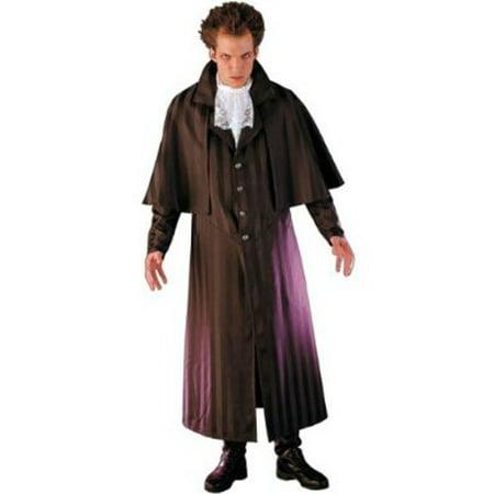 Adult Adult Jack the Ripper Coat & Jabot - Female Jack The Ripper Costume