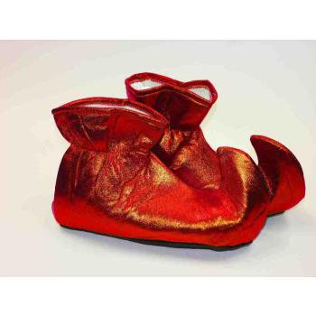 ELF SHOES-RED CLOTH ()